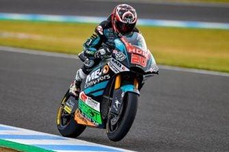 Fabio Quartararo, Moto2 Japanese GP 2018