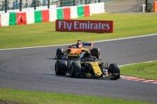 Renault Sport Formula One Team - Japanese Grand Prix - F1