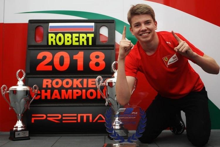 Robert Shwartzman - Prema Theodore Racing - Hockenheimring