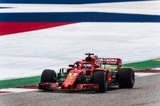 Sebastian Vettel - Scuderia Ferrari - Circuit of the Americas