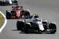Sergey Sirotkin - Japanese Grand Prix - F1