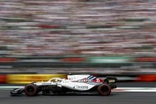 Sergey Sirotkin - Williams Martini Racing - Autodromo Hermanos Rodriguez