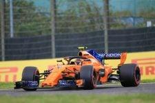Stoffel Vandoorne - McLaren F1 Team - Japanese GP