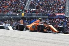Stoffel Vandoorne - McLaren F1 Team - US GP