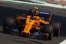 Stoffel Vandoorne - McLaren F1 Team - Mexican GP