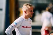 Felix Rosenqvist (SWE), 2017/2018 Formula E World Championship, Mahindra Racing