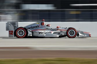 Will Power (AUS), 2016 Verizon IndyCar Series, Team Penske, St. Petersburg