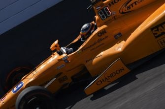 Fernando Alonso (ESP), 2017 Verizon IndyCar Series, McLaren Honda Andretti, Indianapolis 500
