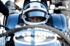 Ed Carpenter (USA), Ed Carpenter Racing, 2018 Verizon IndyCar Series, Indianapolis Post-Season test