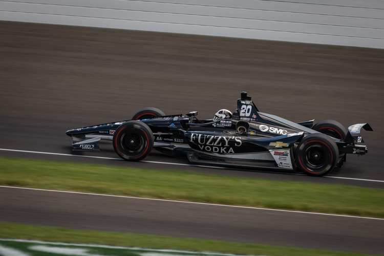 Ed Carpenter (USA), Ed Carpenter Racing, 2018 Verizon IndyCar Series, Indianapolis 500