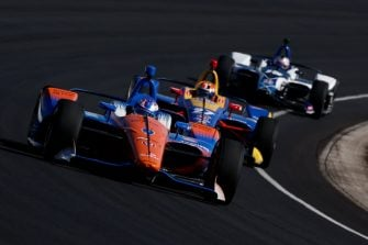 Scott Dixon (NZL), Chip Ganassi Racing, 2018 IndyCar Series, 2019 Indianapolis test