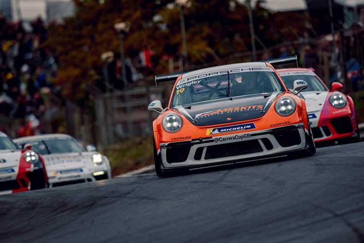 Tom Wrigley - Brands Hatch - Porsche Carrera Cup GB