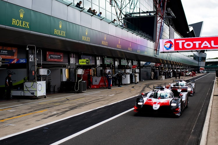 Toyota Gazoo Racing have agreed to a shift in the EoT for the LMP1 cars ahead of their home race in Fuji