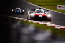 Toyota Gazoo Racing topped both practice sessions at Fuji Speedway, despite new EoT.