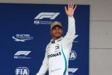 Lewis Hamilton - United States Grand Prix - F1