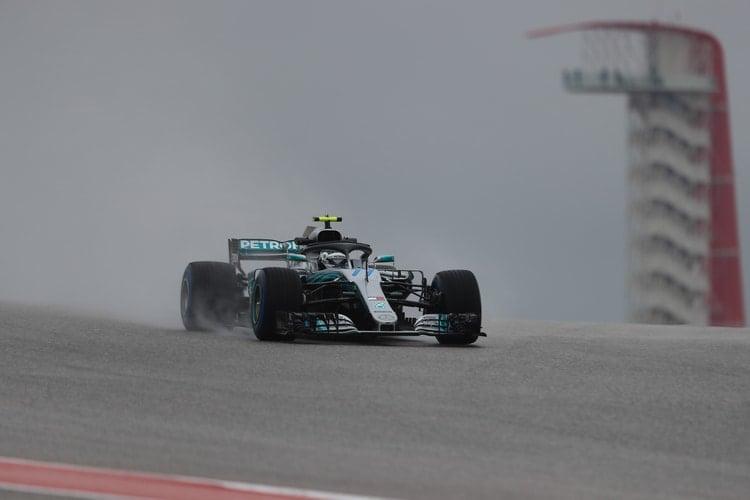 Valtteri Bottas - United States Grand Prix - F1