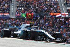 Valterri Bottas - Mercedes AMG Petronas Motorsport - Austin GP