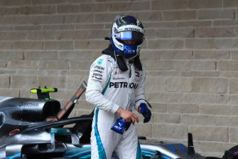 Valtteri Bottas - Mercedes AMG Petronas Motorsport - Circuit of the Americas
