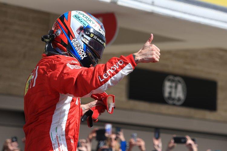 Kimi Raikkonen - USGP2018