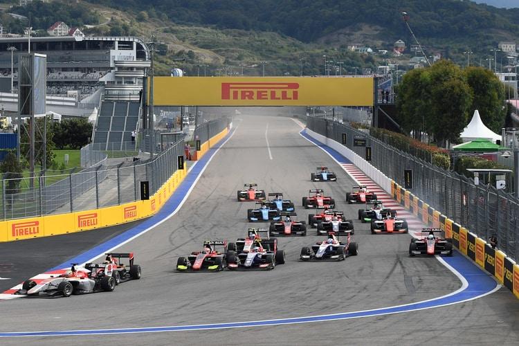 2018 GP3 Series - Sochi