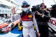 René Rast: 2018 DTM Series - Hockenheim II