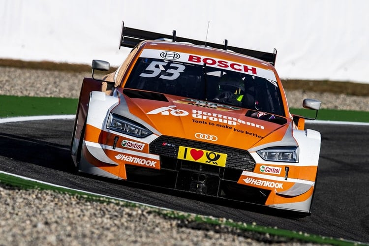 Jamie Green: 2018 DTM Series - Hockenheim II