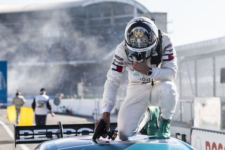 Gary Paffett: 2018 DTM Series - Hockenheim II