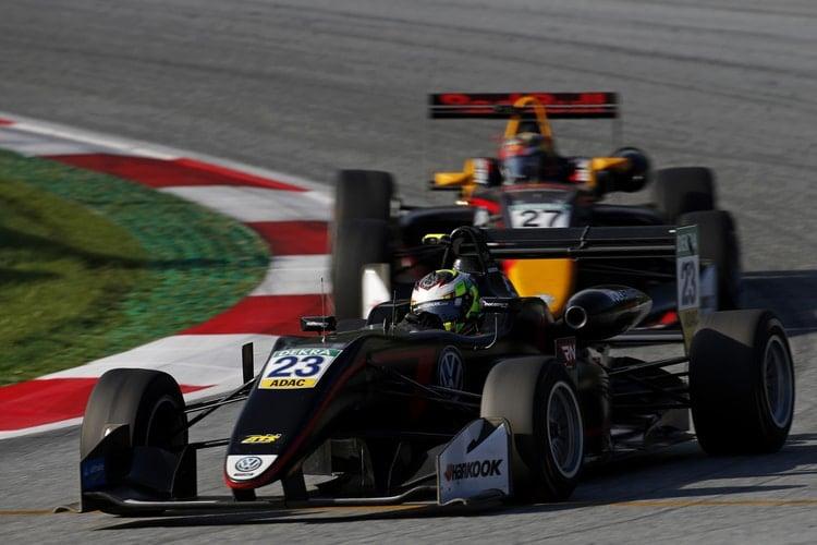Jonathan Aberdein and Dan Ticktum: 2018 FIA Formula 3 Championship - Red Bull Ring
