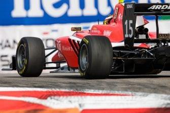 Sacha Fenestraz: 2018 GP3 Series - Sochi