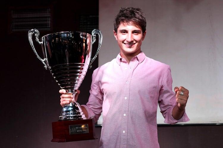 Mitch Evans: 2012 GP3 Series - Monza