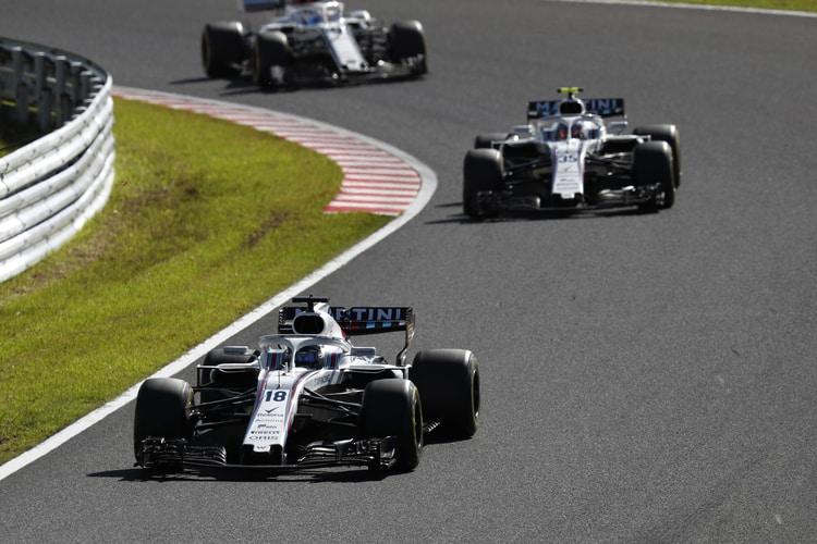 Williams Martini Racing - Japanese Grand Prix - F1