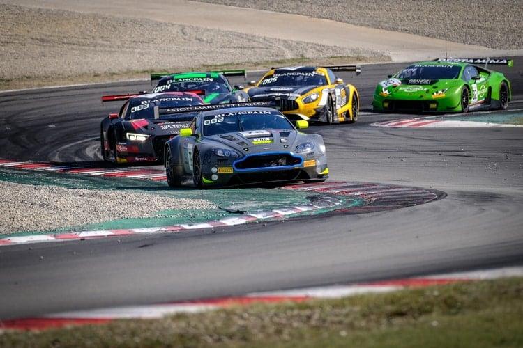 Blancpain GT Series - 2018 Barcelona