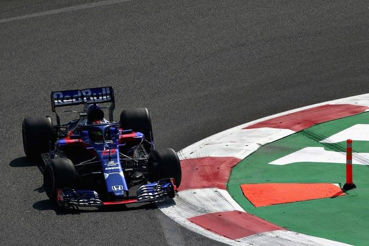 Brendon Hartley - Formula 1 - 2018 Mexican GP