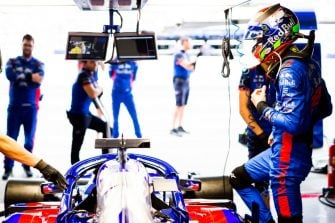 Brendon Hartley - Formula 1 - 2018 Japanese GP