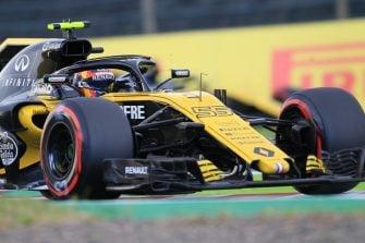 Carlos Sainz Jr. - Formula 1 - 2018 Japanese GP