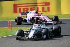Charles Leclerc - Formula 1 - 2018 Japanese GP