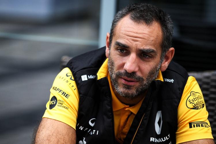 Cyril Abiteboul - Formula 1 - 2018 Russian GP