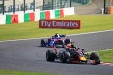 Daniel Ricciardo - Formula 1 - 2018 Japanese GP