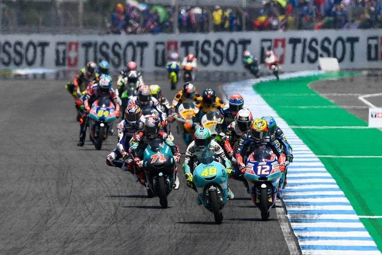 Thai GP - Photo Credit: MotoGP.com