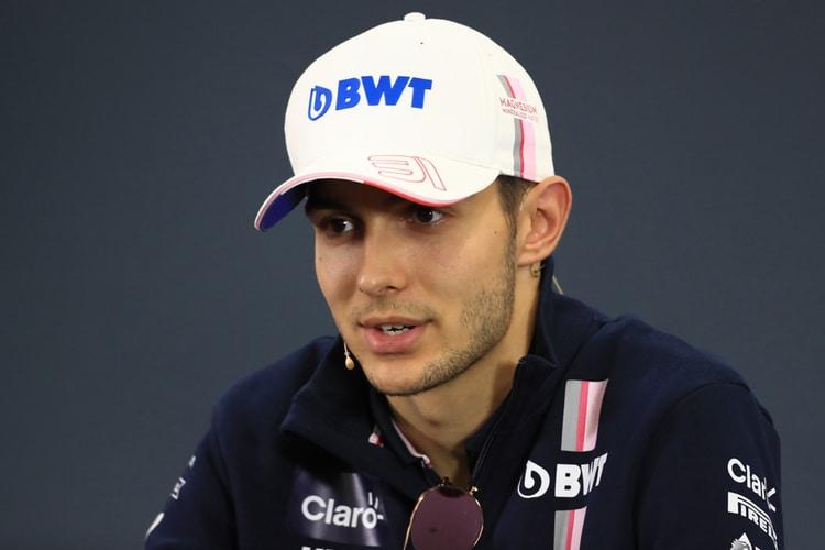 Esteban Ocon - Formula 1 - 2018 Japanese GP