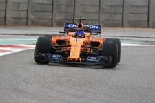 Fernando Alonso - Formula 1 - 2018 United States GP