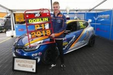 James Dorlin Clio Cup