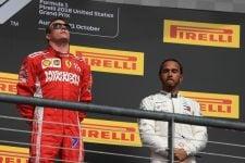 Kimi Räikkönen & Lewis Hamilton - Formula 1 - 2018 United States GP