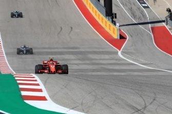 Kimi Räikkönen - Formula 1 - 2018 United States GP