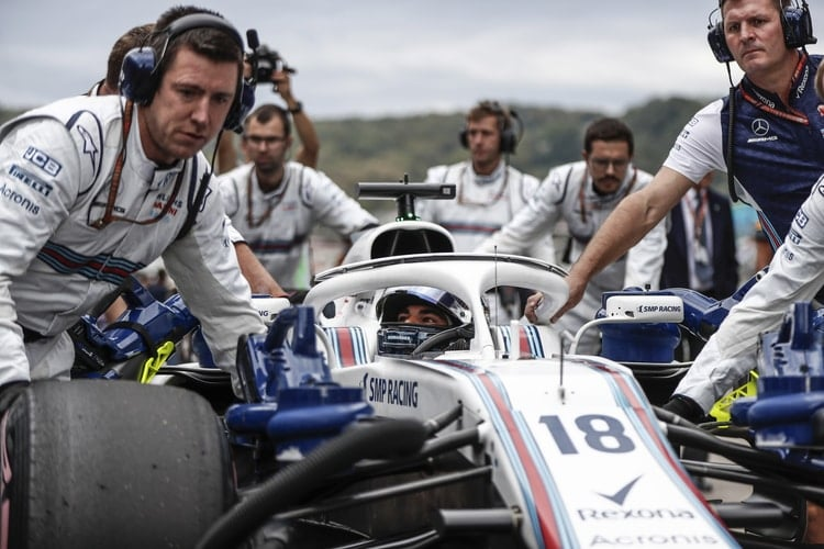 Lance Stroll - Formula 1 - 2018 Russian GP