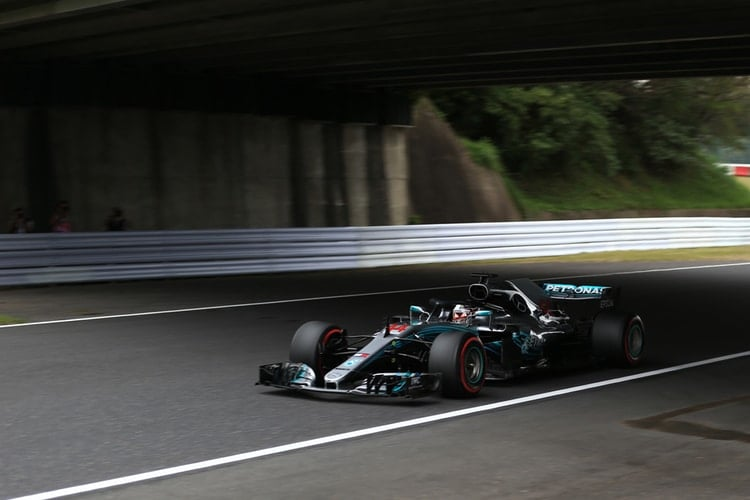 Lewis Hamilton - Formula 1 - 2018 Japanese GP
