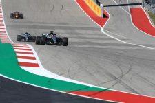 Lewis Hamilton, Valtteri Bottas and Daniel Ricciardo - Formula 1 - 2018 United States GP