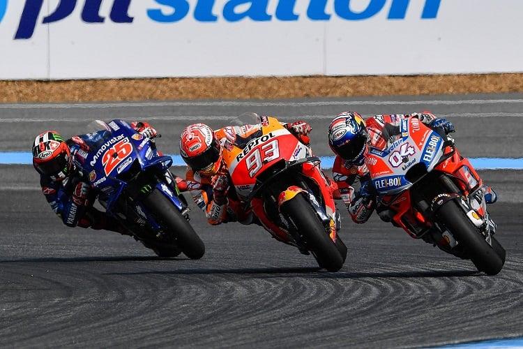 Thai GP - Photo Credit: MotoGP.com