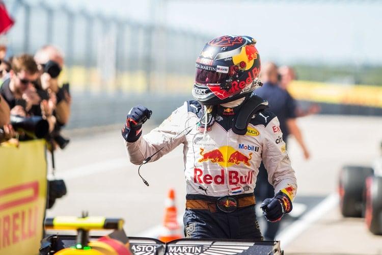 Max Verstappen - Formula 1 - 2018 United States GP