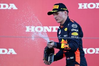 Max Verstappen - Formula 1 - 2018 Japanese GP